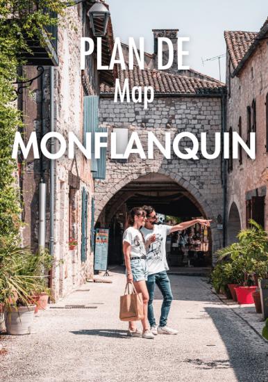 Plan de Monflanquin