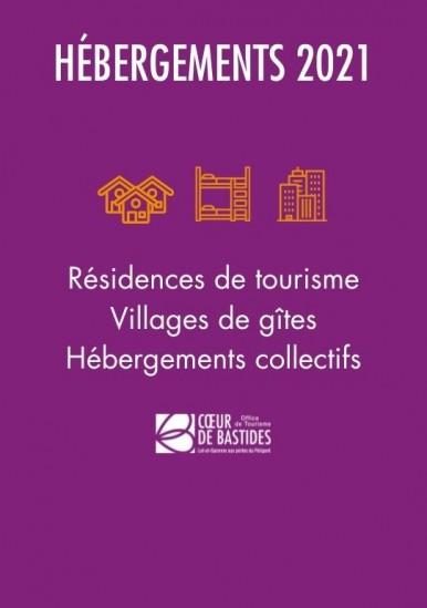Résidences de tourisme 2021